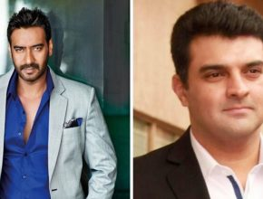 Ajay Devgan and Siddharth Roy Kapoor