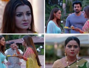 Shweta tries to snatch Janki's Mangalsutra