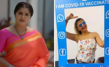 sudha-chandran-and-deepshika-nagpal-gets-vaccinated-shares-their-experience