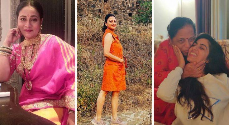 Reena Kapoor Monika Khanna Utkarsha Naik
