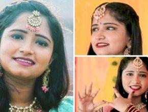 Singer Chandni Vegad