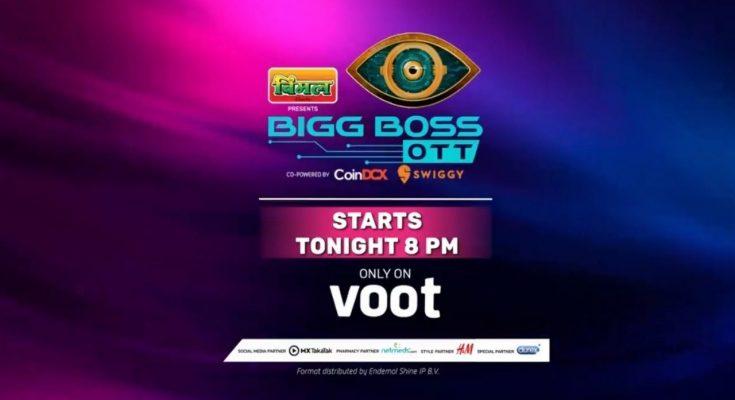 Bigg Boss will air on Voot OTT platform